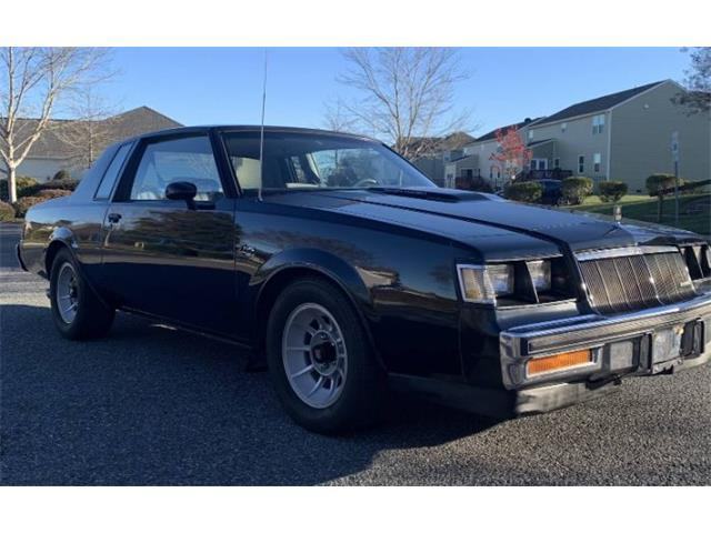 1986 Buick Regal (CC-1439054) for sale in Cadillac, Michigan