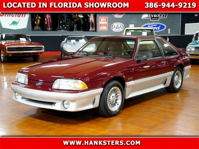 1988 Ford Mustang (CC-1439056) for sale in Homer City, Pennsylvania