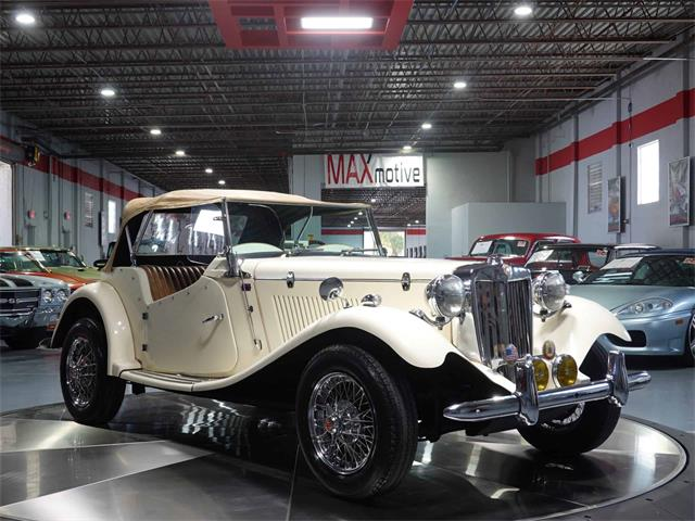 1952 MG TD (CC-1439068) for sale in Pittsburgh, Pennsylvania
