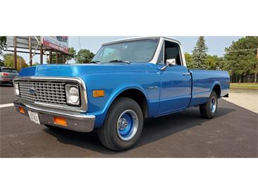 1969 Chevrolet C10 (CC-1439072) for sale in Annandale, Minnesota