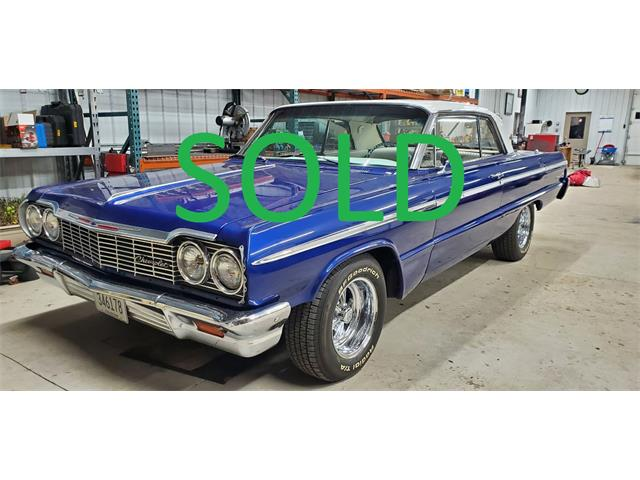 1964 Chevrolet Impala (CC-1439076) for sale in Annandale, Minnesota