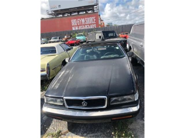 1990 Chrysler TC by Maserati (CC-1439078) for sale in Miami, Florida