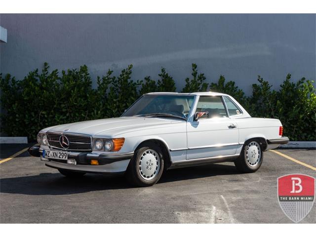 1988 Mercedes-Benz 560 (CC-1439088) for sale in Miami, Florida