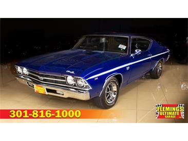 1969 Chevrolet Chevelle (CC-1439093) for sale in Rockville, Maryland