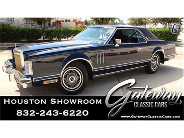 1979 Lincoln Continental Mark V (CC-1439094) for sale in O'Fallon, Illinois