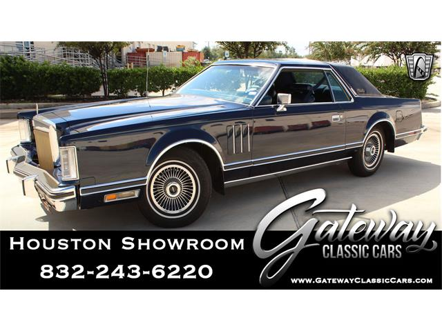 1979 Lincoln Continental Mark V (CC-1439094) for sale in O'Fallon, Illinois