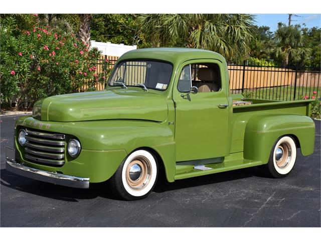 1949 Ford F1 (CC-1439097) for sale in New Hope, Pennsylvania