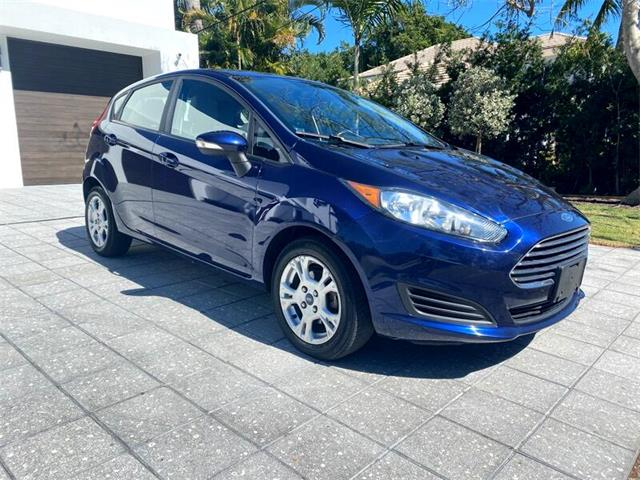 2016 Ford Fiesta (CC-1439099) for sale in Delray Beach, Florida