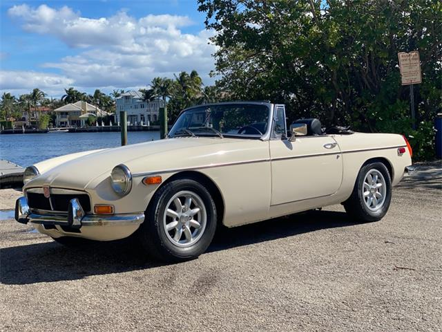 1972 MG MGB (CC-1439100) for sale in Delray Beach, Florida