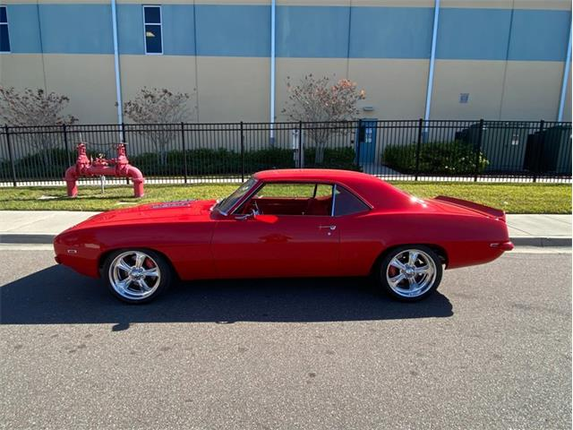 1969 Chevrolet Camaro (CC-1439102) for sale in Clearwater, Florida