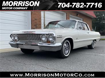 1963 Chevrolet Impala SS (CC-1439103) for sale in Concord, North Carolina