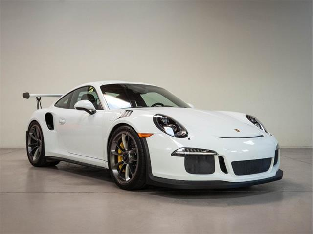 2016 Porsche 911 (CC-1439110) for sale in Fallbrook, California
