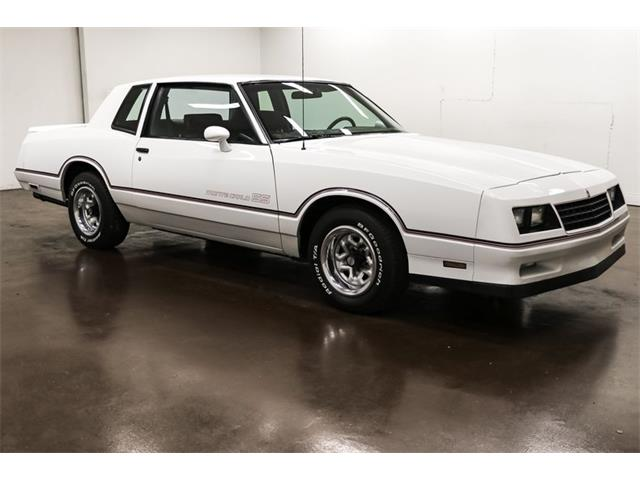 1985 Chevrolet Monte Carlo (CC-1439121) for sale in Sherman, Texas