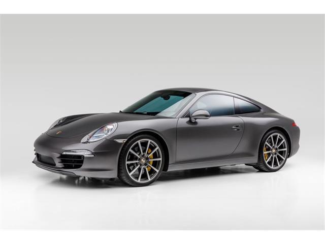 2013 Porsche 911 (CC-1439123) for sale in Costa Mesa, California