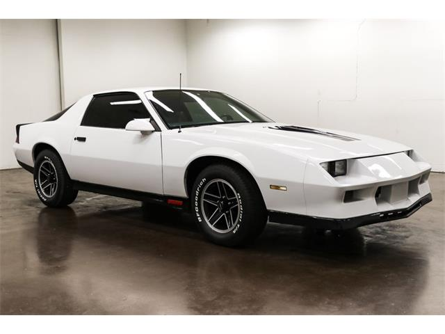 1984 Chevrolet Camaro (CC-1439124) for sale in Sherman, Texas