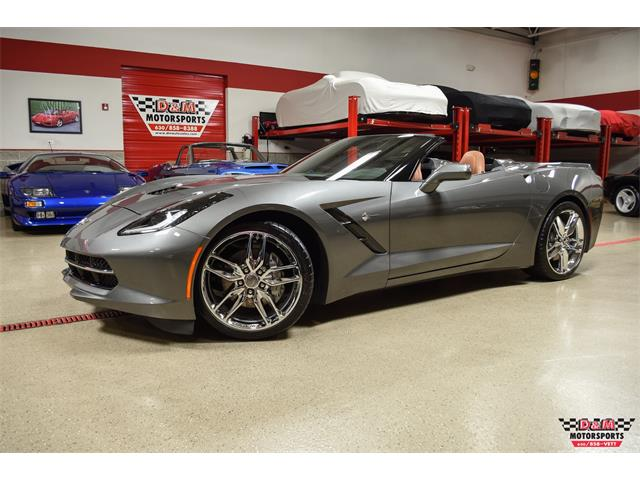 2015 Chevrolet Corvette (CC-1439138) for sale in Glen Ellyn, Illinois