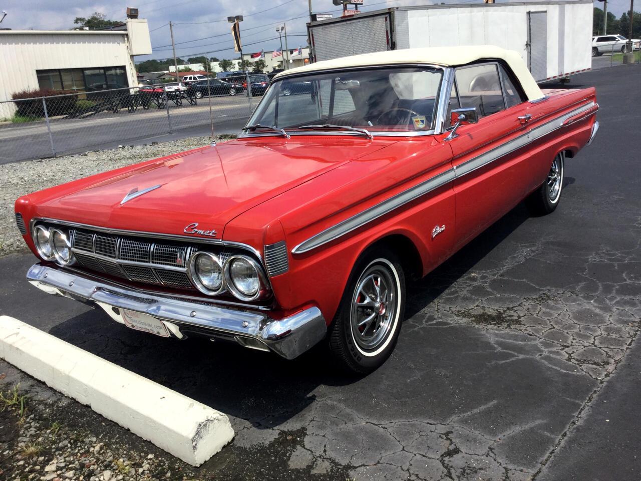 1964 Mercury Convertible (CC-1439152) for sale in Greenville, North Carolina