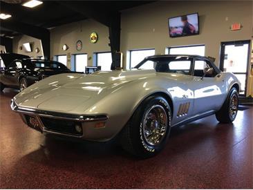 1969 Chevrolet Corvette (CC-1439154) for sale in Bismarck, North Dakota