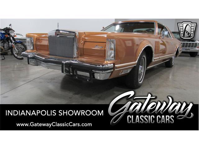 1977 Lincoln Continental (CC-1439155) for sale in O'Fallon, Illinois