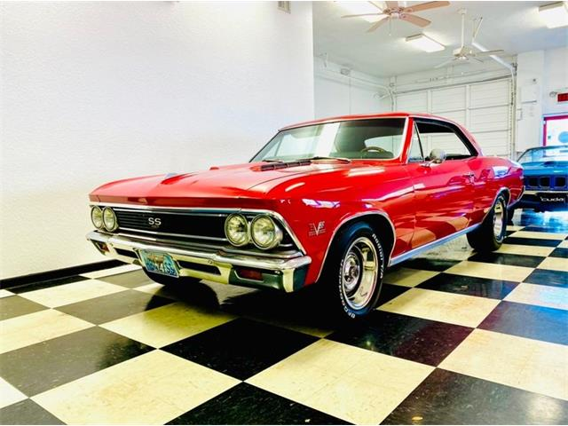 1966 Chevrolet Chevelle (CC-1439158) for sale in Largo, Florida