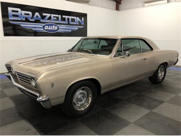 1967 Chevrolet Chevelle (CC-1439163) for sale in Houston, Texas