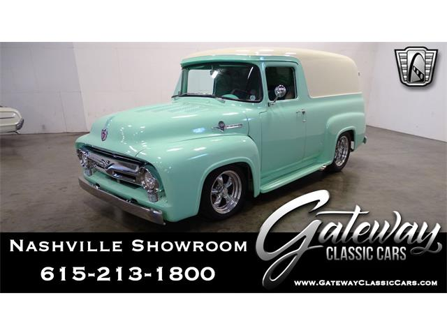 1956 Ford F100 (CC-1439171) for sale in O'Fallon, Illinois