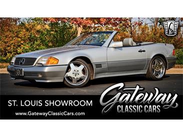 1991 Mercedes-Benz 500SL (CC-1439190) for sale in O'Fallon, Illinois