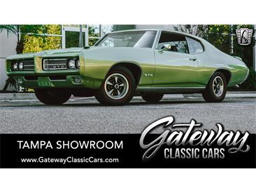 1969 Pontiac GTO (CC-1439199) for sale in O'Fallon, Illinois