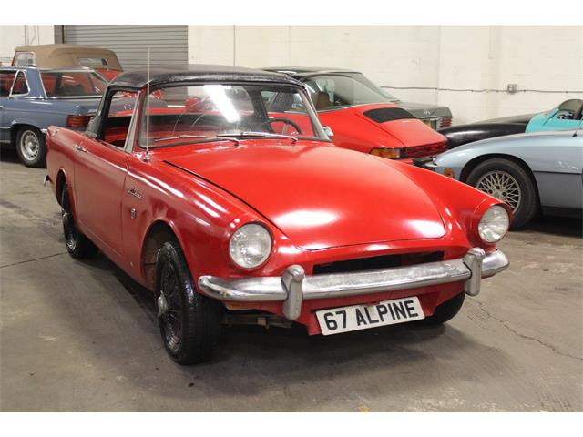 1967 Sunbeam Alpine (CC-1439212) for sale in CLEVELAND, Ohio