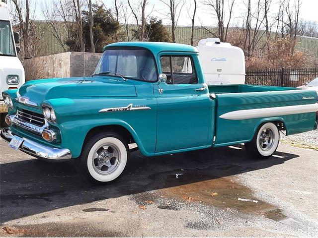 1958 Chevrolet 3100 (CC-1439216) for sale in Springfield, Missouri