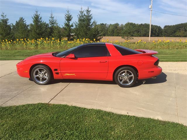 1999 Pontiac Firebird Formula Firehawk (CC-1439218) for sale in Rosebush , Michigan