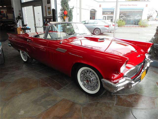 1957 Ford Thunderbird (CC-1439220) for sale in Gilroy, California