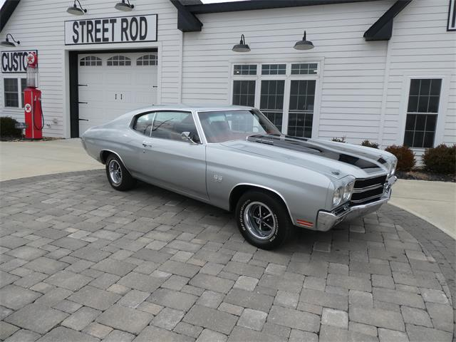 1970 Chevrolet Chevelle SS (CC-1439222) for sale in Newark, Ohio