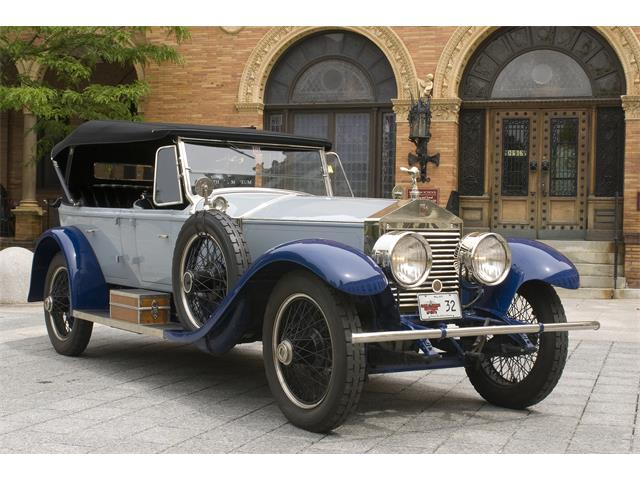 1923 Rolls-Royce Silver Ghost (CC-1439223) for sale in Middlebury, Vermont