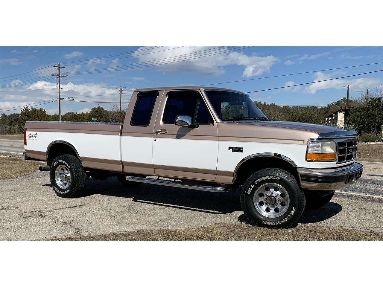 1997 Ford F250 (CC-1439227) for sale in Spicewood, Texas