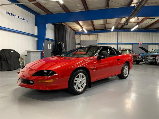 1994 Chevrolet Camaro Z28 (CC-1439230) for sale in North Royalton, Ohio