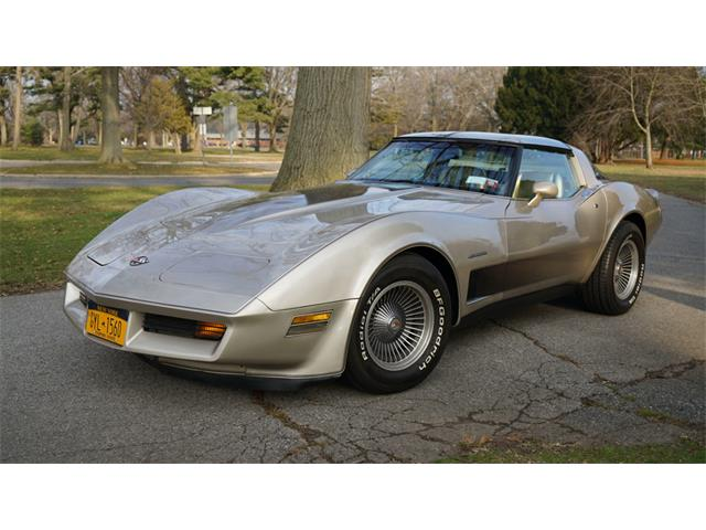 1982 Chevrolet Corvette (CC-1439238) for sale in Old Bethpage, New York