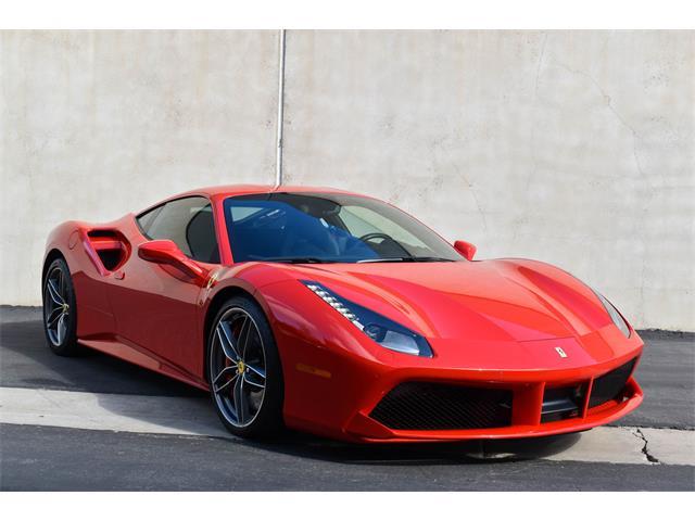 2016 Ferrari 488 GTB (CC-1439241) for sale in Costa Mesa, California