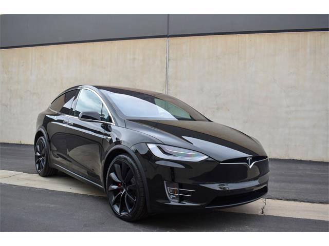 2020 Tesla Model X (CC-1439242) for sale in Costa Mesa, California