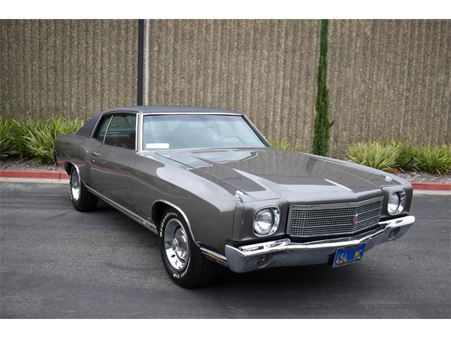 1970 Chevrolet Monte Carlo (CC-1439243) for sale in Costa Mesa, California