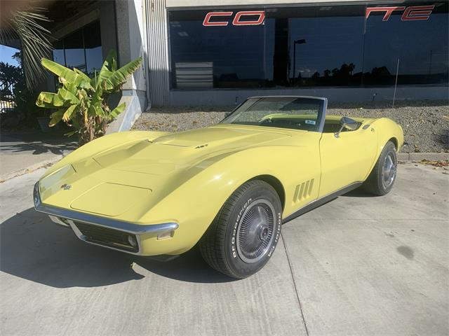 1968 Chevrolet Corvette (CC-1439250) for sale in Anaheim, California