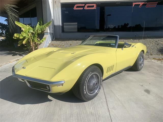 1968 Chevrolet Corvette (CC-1439250) for sale in Anaheim, California