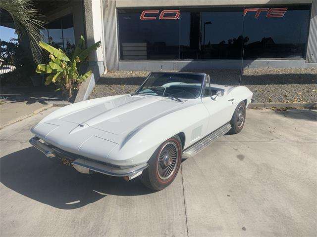 1967 Chevrolet Corvette (CC-1439252) for sale in Anaheim, California