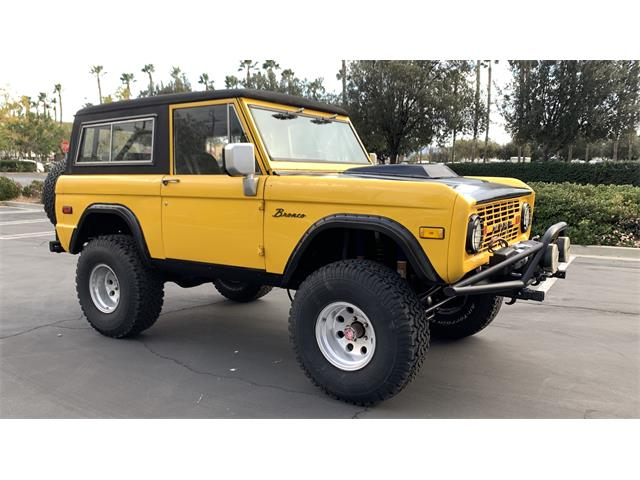 1970 Ford Bronco (CC-1439261) for sale in Chatsworth , California