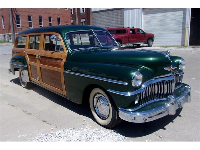 1949 DeSoto Woody Wagon (CC-1439266) for sale in Quincy, Illinois