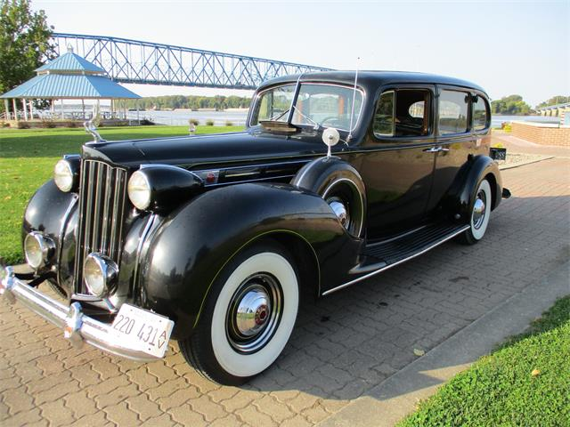 1939 Packard Limousine (CC-1439267) for sale in Quincy, Illinois