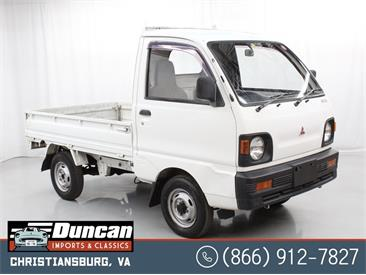 1992 Mitsubishi Minicab (CC-1439271) for sale in Christiansburg, Virginia