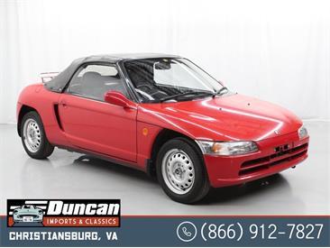 1991 Honda Beat (CC-1439273) for sale in Christiansburg, Virginia