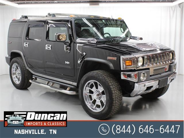 2003 Hummer H2 (CC-1439274) for sale in Christiansburg, Virginia