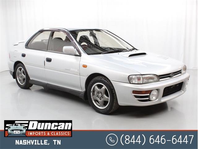 1994 Subaru Impreza (CC-1439277) for sale in Christiansburg, Virginia